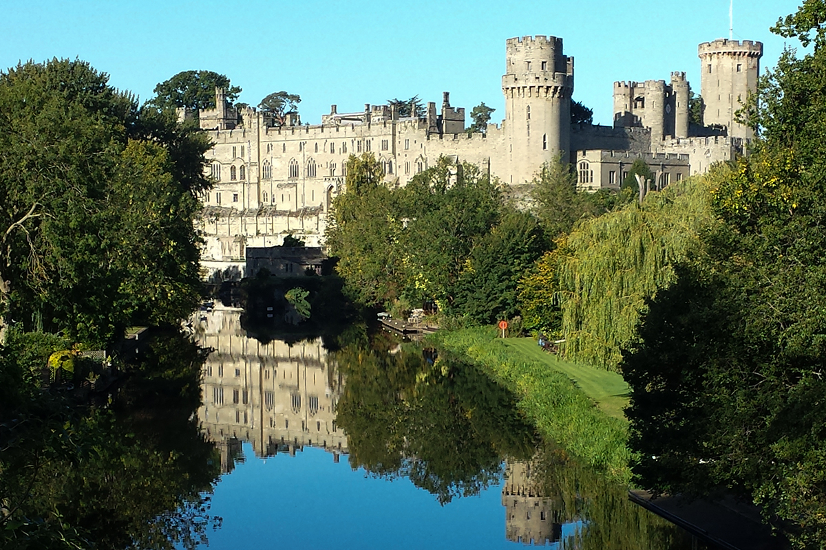 Five Things To Do At Warwick Castle